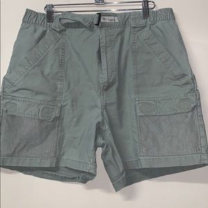 Mens Columbia PFG Large Fishing Shorts